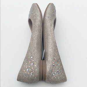 Charming Charlie Shoes - Fabulously Chic Flats Sparkle Everywhere You Go